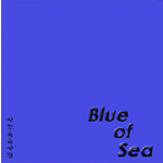 Blue of Sea
